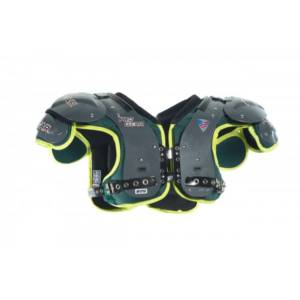 Pro Gear Alpha Series Shoulder Pads