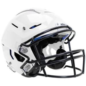 Schutt F7 LTD in White with Black Facemask